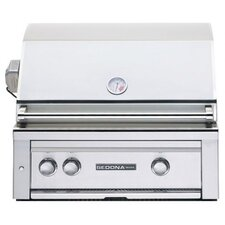"30"" Sedona Built-in Gas Grill with ProSear-Rotisserie Burner"