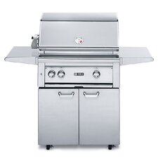 "30"" Gas Grill with ProSear2-Rotisserie Burner"