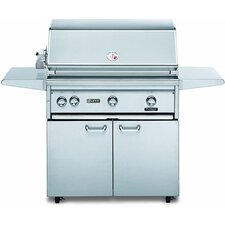 "<strong>Lynx</strong> 36"" Gas Grill with ProSear2-Rotisserie Burner"