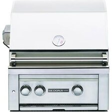 "<strong>Lynx</strong> 24"" Sedona Built-in Gas Grill with ProSear-Rotisserie Burner"