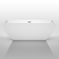 "Hannah 67"" x 29.5"" Soaking Bathtub"