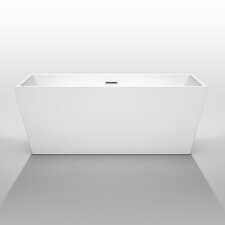 "Sara 63"" x 31.5"" Soaking Bathtub"