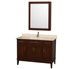 "Hatton 48"" Single Bathroom Vanity Set"