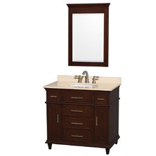 "Berkeley 36"" Single Vanity Set"