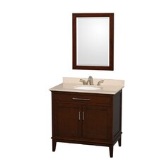 "Hatton 36"" Single Bathroom Vanity Set"