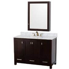 Abingdon Single Bathroom Vanity Set