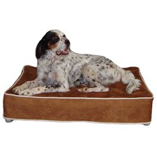 Microsuede Slip Cover and Pad for Kuranda Pet Bed