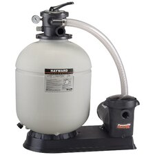 Polymeric Sand Filter System with Matrix Pump