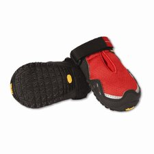 Bark'n Boots™ Grip Trex™ Dog Boot in Red Currant