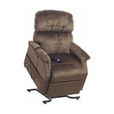 PR-505M MaxiComfort Medium Infinite Position Lift Chair with Head Pillow
