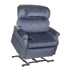 PR-502 Comforter Extra Wide Infinite Position Lift Chair with Triple Motors