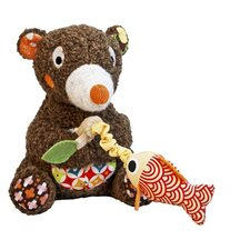 Woodours Musical Lullaby Bear