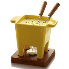 Tapas Cheese Fondue in Yellow