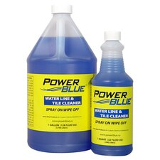 Power Blue Water Line and Tile Cleaner