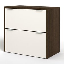 Contempo 2-Drawer  Filing Cabinet