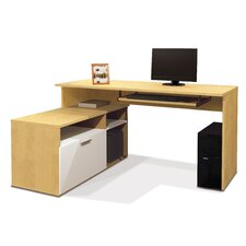 <strong>Bestar</strong> Modula L-Shaped Workstation