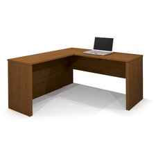 Prestige + L-Shaped Workstation