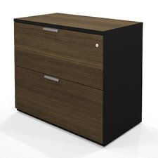 Pro-Concept Assembled Lateral File in Milk Chocolate Bamboo / Black