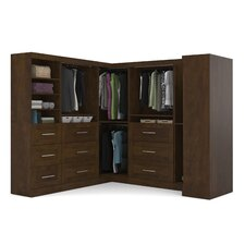 "Pur 93"" Deep Optimum Multi Storage Cubby Kit"