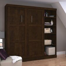 "Pur 83,63"" Full Storage Murphy Bed Kit"