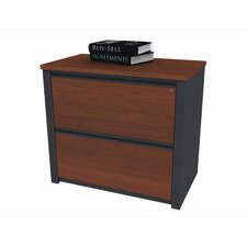 "Prestige + 36"" Fully Assembled Lateral File"