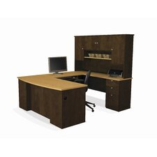 Manhattan U-Shape Desk Office Suite