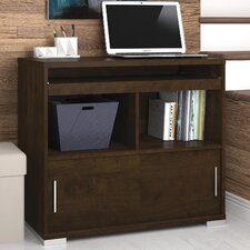 Connor Credenza Desk with Keyboard Tray