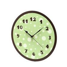 "11"" Polka Dots Wall Clock"
