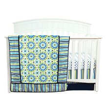 Solar Flair Crib Bedding Collection