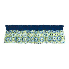 "Solar Flair 82"" Curtain Valance"