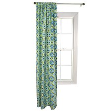 Solar Flair Drape Single Panel