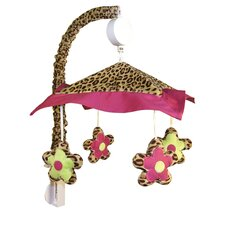 Berry Leopard Musical Mobile
