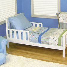 Dr. Seuss 1 Fish 2 Fish 4 Piece Toddler Bedding Set