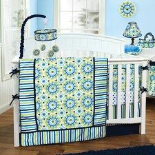 Solar Flair Crib Bedding Collection