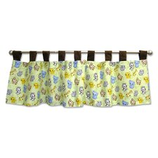 "Chibi Zoo 53"" Curtain Valance"