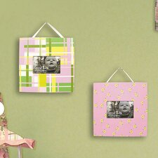 <strong>Trend Lab</strong> Nantucket Two Piece Picture Frame (Set of 2)