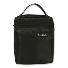 <strong>Trend Lab</strong> Bottle Bag in Black
