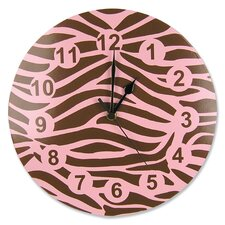 "Sweet Safari 11"" Wall Clock"