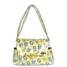 <strong>Trend Lab</strong> Chibi Zoo Messenger Diaper Bag