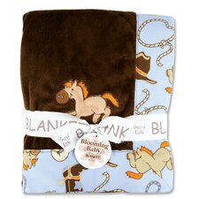 <strong>Trend Lab</strong> Baby Receiving Blanket