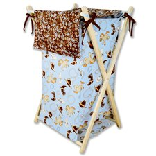 <strong>Trend Lab</strong> Cowboy Baby Hamper Set