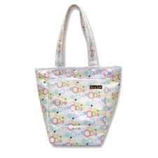 <strong>Trend Lab</strong> Cupcake Mini Tulip Tote Diaper Bag