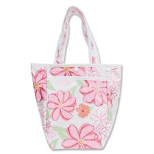 <strong>Trend Lab</strong> Tulip Mini Tote Diaper  Bag