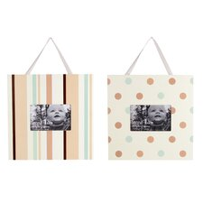 <strong>Trend Lab</strong> Morgan Picture Frame (Set of 2)