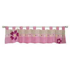"Storybook Princess Table Top 56"" Curtain Valance"