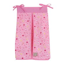<strong>Trend Lab</strong> Storybook Princess Diaper Stacker