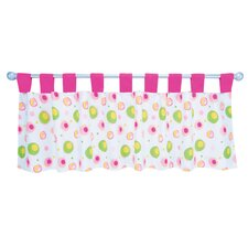 <strong>Trend Lab</strong> Splash Cotton Curtain Valance