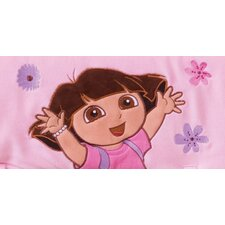 Nickelodeon Dora the Explorer Cribwrap Wide Rail Cover