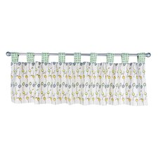 <strong>Trend Lab</strong> Dr. Seuss Lorax Cotton Curtain Valance