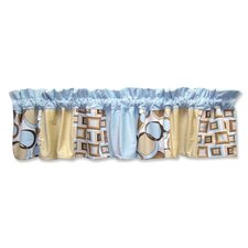 "Bubbles 82"" Curtain Valance"